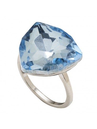 AMELIE SOLITARE SMALL/MEDIUM COCKTAIL RING