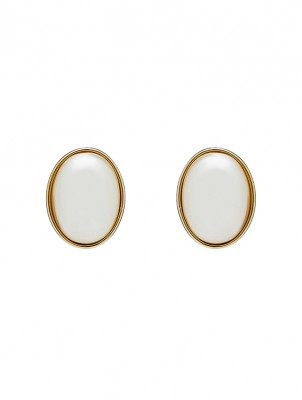 GRACE OVERSIZED CLIP EARRINGS