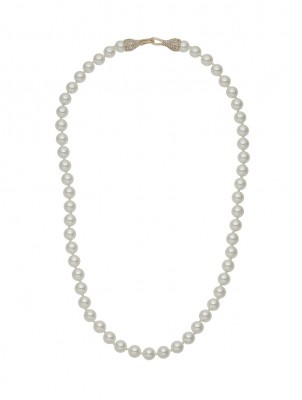FEATURE CLASP PEARL ROPE