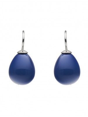 SOLID TEARDROP EARRING